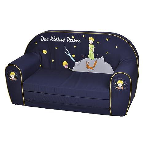 Divano Per Bambini.Il Piccolo Principe 87684 Divano Per Bambini Colore Blu