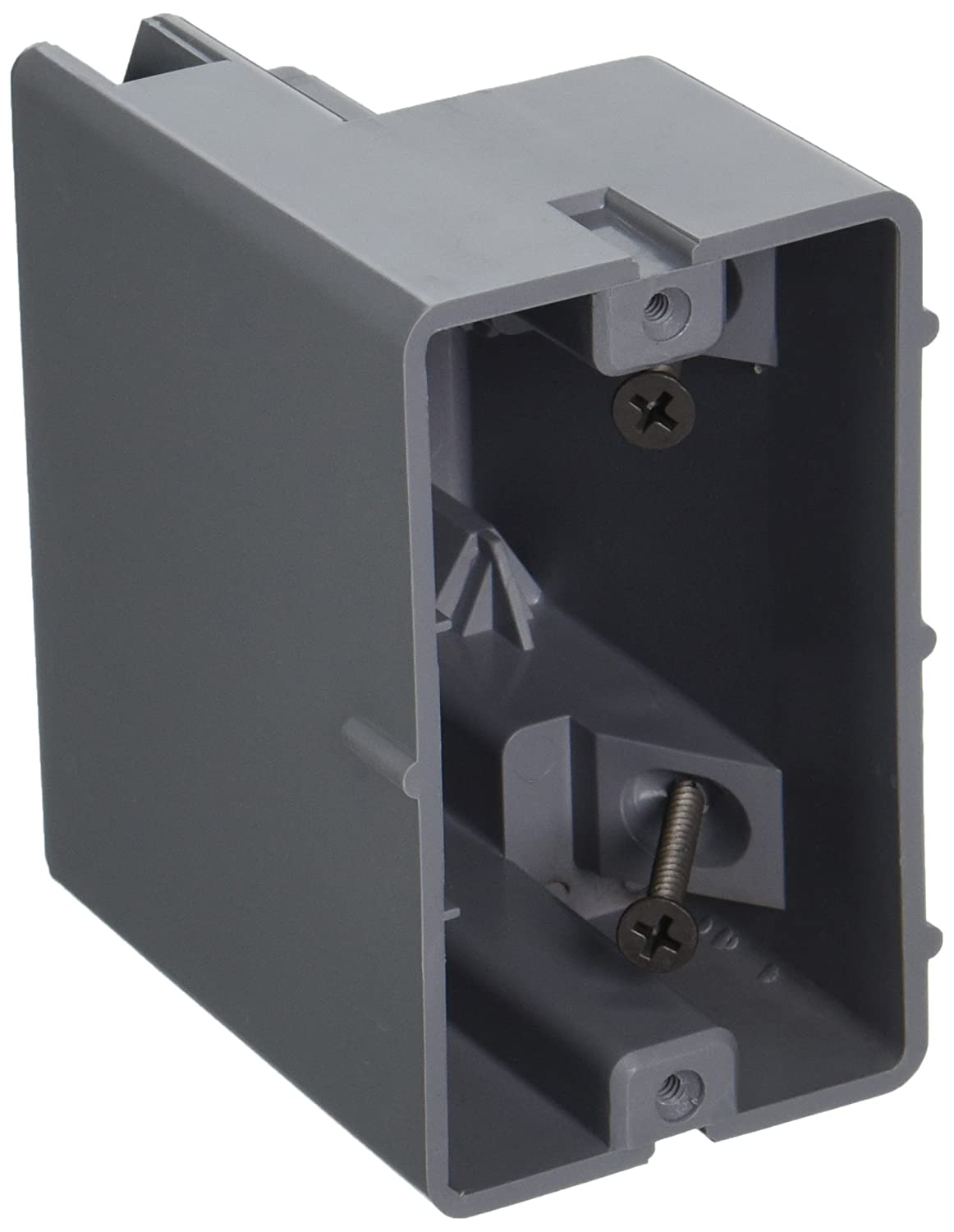 Madison Electric Products MSB1G One Gang Device Box with Depth ...