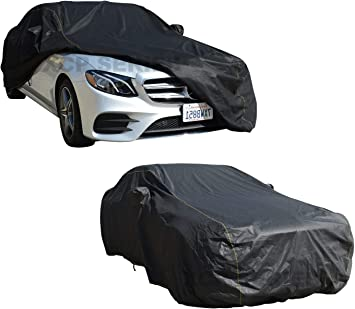 High Quality Breathable Full Car Cover Water Resistant MERCEDES CLK ALL YEARS