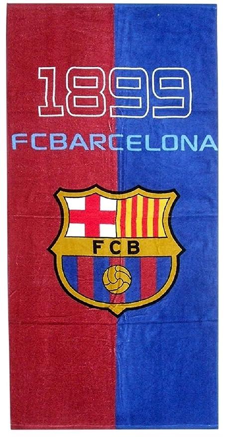 Toalla de playa toalla de playa algodón, FC Barcelona FC Barcelona Messi Suarez