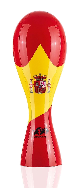 UniqueFan NEW Inflatable Plastic Trophy Cup Spain 52cm Fan-Fun for World Champions & trophy hunters! Unique Fan-Merchandise for Football Stadium, Public Viewing and Fan-Decoration Russia 2018