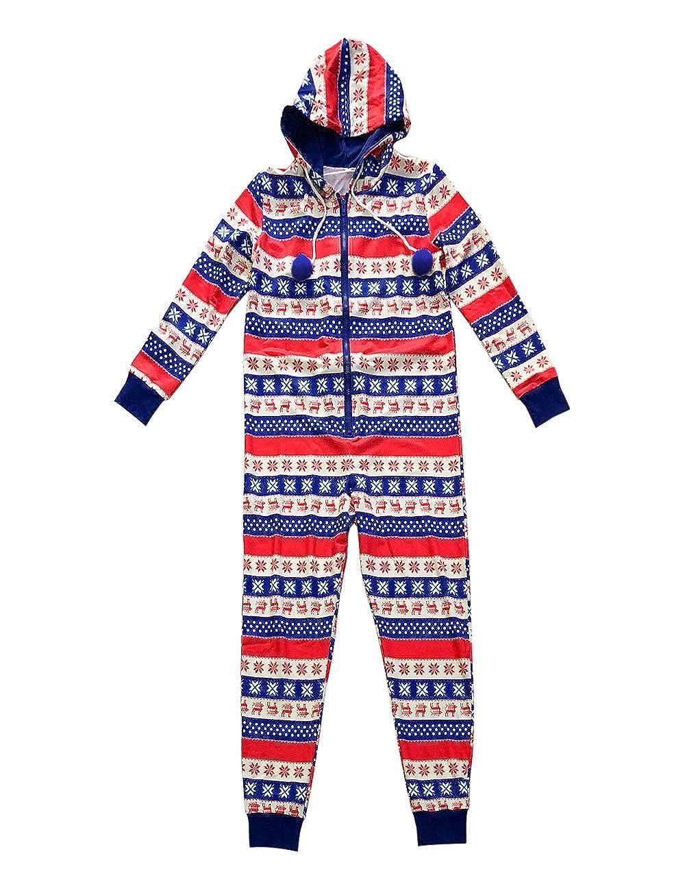 BESBOMIG Family Matching Christmas Pajamas Elf Boys Girls Dad Mum Jumpsuit Sleepwear zhu hai shi tuo feng shang mao you xian gong si