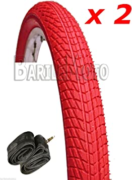 N ° 2/neumáticos de bicicleta 20 x 1,75 n ° 2 Cámara de aire para ...