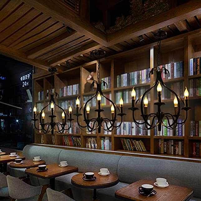 Perfect Beslam 6 Stück 4 W LED Kerze Glühbirne, Warmweiß 3000 K, E14 Kandelaber  Boden, Entspricht 30 W Glühlampe, Flamme Form Bent Tip: Amazon.de: Küche U0026  Haushalt