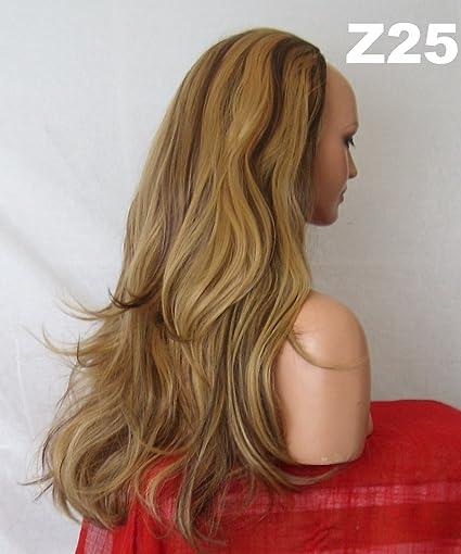Incluye colgante de peluca con corte 60,96 cm para mujer de ángel y en
