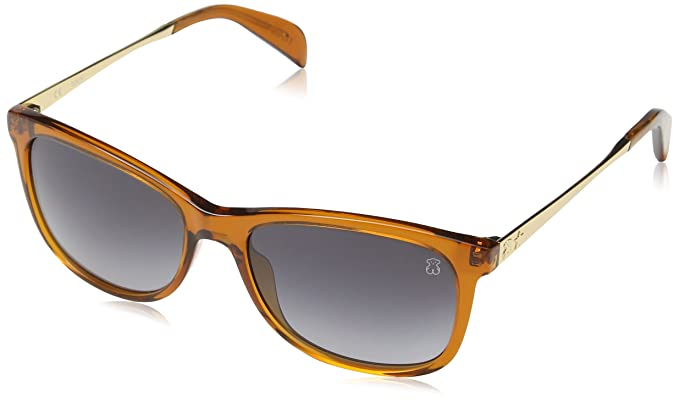 Tous STO918-5406BC Gafas de sol, Transparente Warm Brown, 54 para Mujer