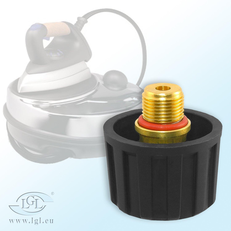 Tankverschluss Euroflex / Knittax Bügelsysteme Wassertank Dampfbügelstation Vieffe