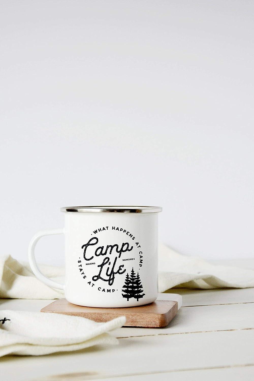 Camp Life Mug Camping Mug Camp Mugs Campfire Mug ...
