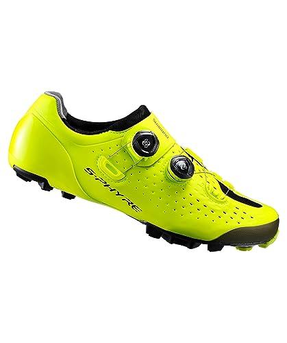 Zapatos amarillos Shimano para hombre tQ07MGhLcE