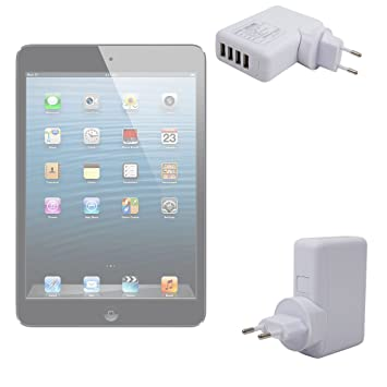 Cargador Sector multi-ports USB de 4,1 A, carga rápida con ...