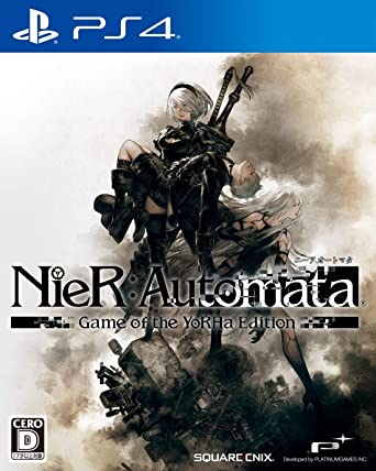 NieR:Automata(Game of the YoRHa Edition)