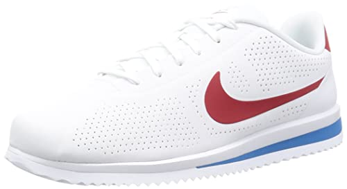 finest selection 80350 9b209 Nike Cortez Ultra Moire, Scarpe Running Uomo, Bianco (White Red Varsity Blue