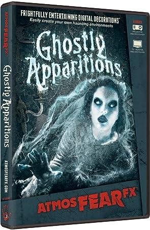 AtmosFEARfx Ghostly Apparitions Digital Decorations: Amazon.es ...