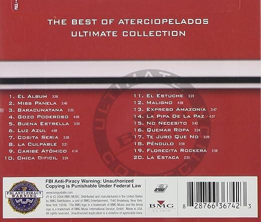 Best of:Ultimate Collection: Aterciopelados: Amazon.es: Música