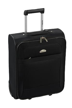 aec6d6005 Skyflite Skycabin 126 cabina aprobado/bordo maleta/equipaje de mano/Nueva  Easyjet tamaño, negro (Negro) - 126: Amazon.es: Equipaje