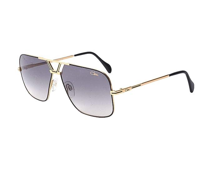 Gafas de Sol Cazal CAZAL LEGENDS 725/3 BLACK GOLD/DARK GREY ...