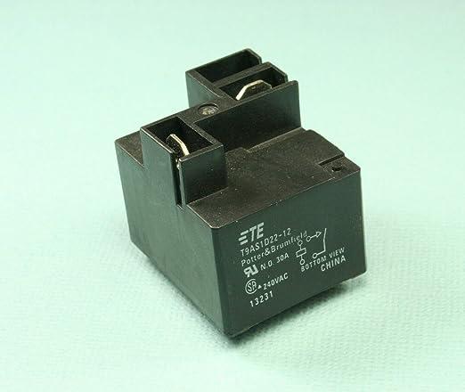 2X Te Connectivity//Potter /& Brumfield 1432785-1 Automotive Relay,Spdt,12vdc,30a