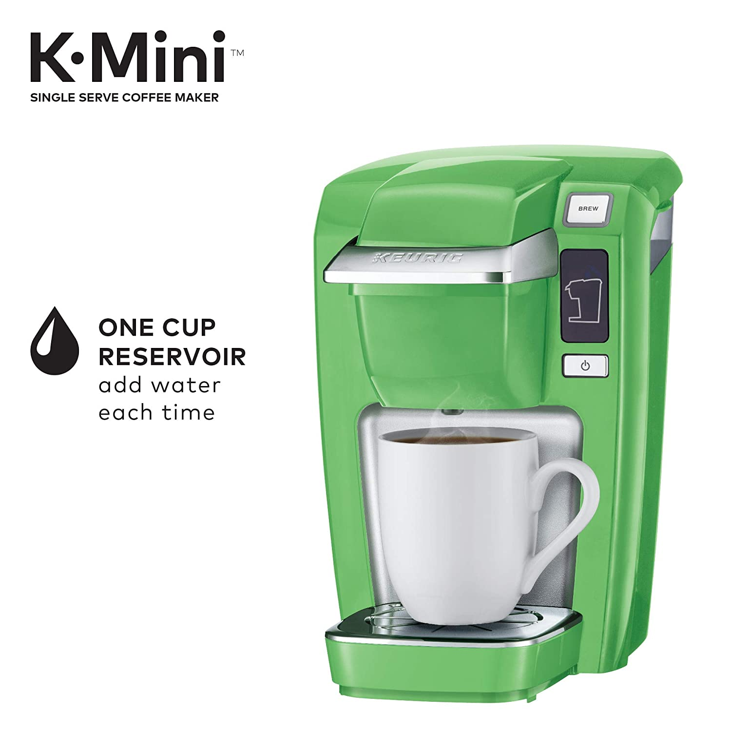 Amazoncom Keurig K Mini K15 Single Serve Compact Coffee Maker