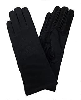 7517cf317 Isotoner Women's Smartouch Spandex Glove with Metallic Hem ...