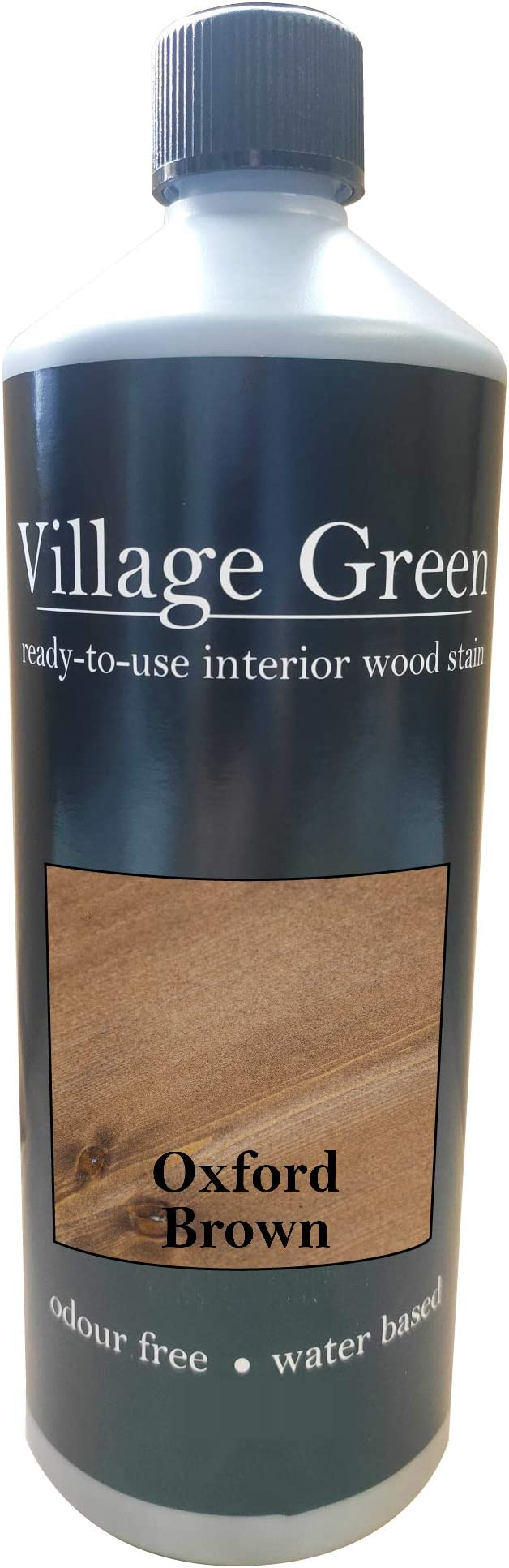 Tinte de madera listo para usar, 27 colores, contenido de pigmento súper alto, base de agua, de Village Green