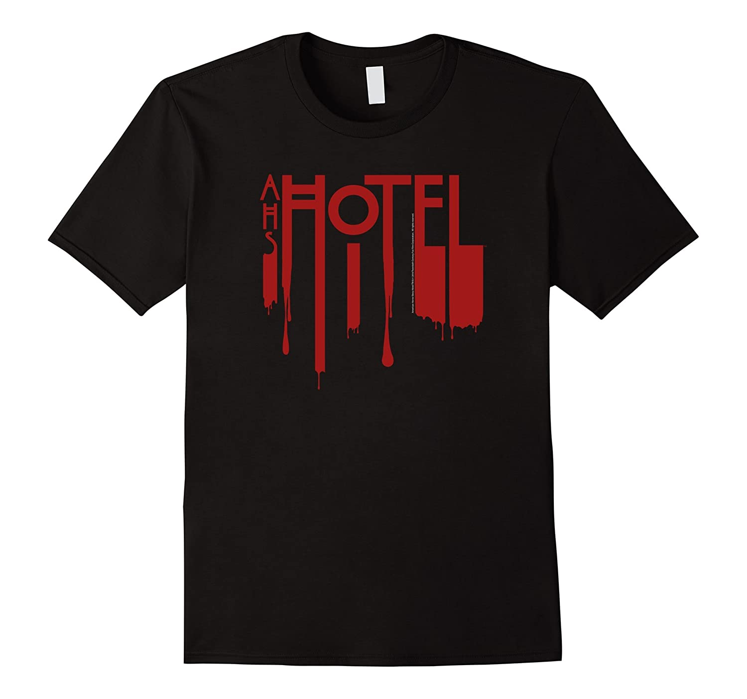 American Horror Story Blood Text-TJ