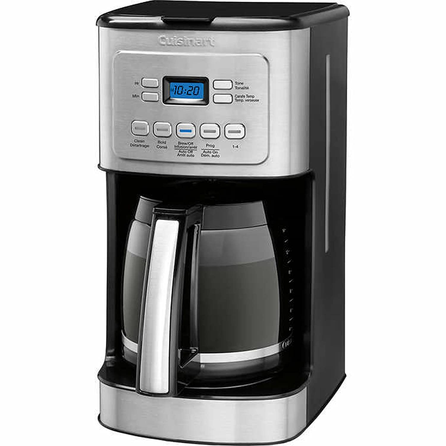 Cuisinart Stainless Steel Coffeemaker Review