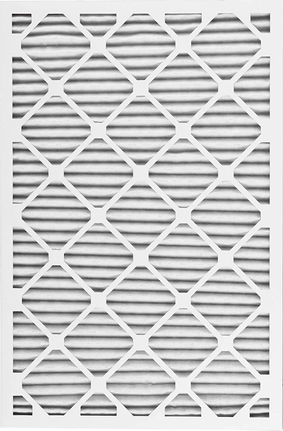 Nordic Pure 12x20x1 MERV 8 Pleated AC Furnace Air Filters 4 Pack