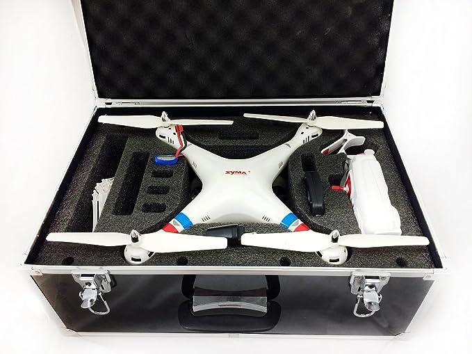Creation® Estuche portátil para SYMA X8C X8G, X8W Quadcopter Drone ...