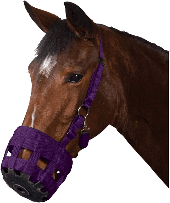 Roma - Bozal de pasto para caballos