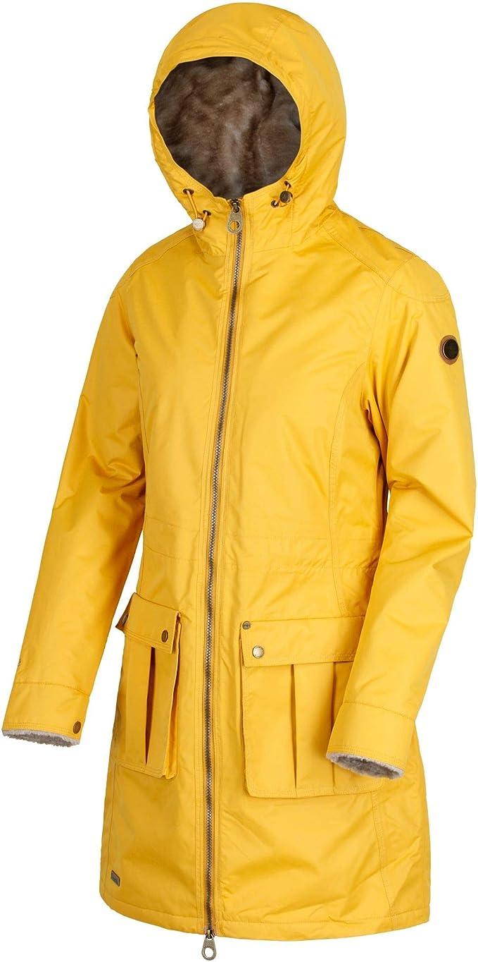 Regatta Damen Romina Waterproof and Breathable Insulated Hooded Jacke