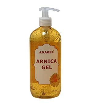 Anagel Arnica Gel con dispensador - Ayuda natural para dolores articulares, musculares, inflamaciones y moretones (500 ml): Amazon.es: Salud y cuidado ...