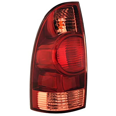 TYC 11-6064-00 Toyota Tacoma Driver Side Replacement Tail Light Assembly: Automotive