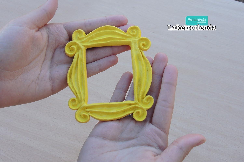 Friends Tv Show Peephole Frame Mini Frame 4 Inch Handmade Best
