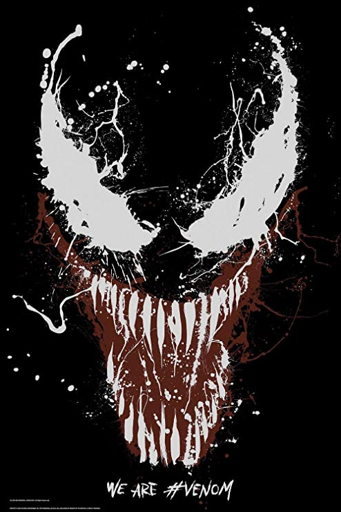 Venom Movie Image Poster