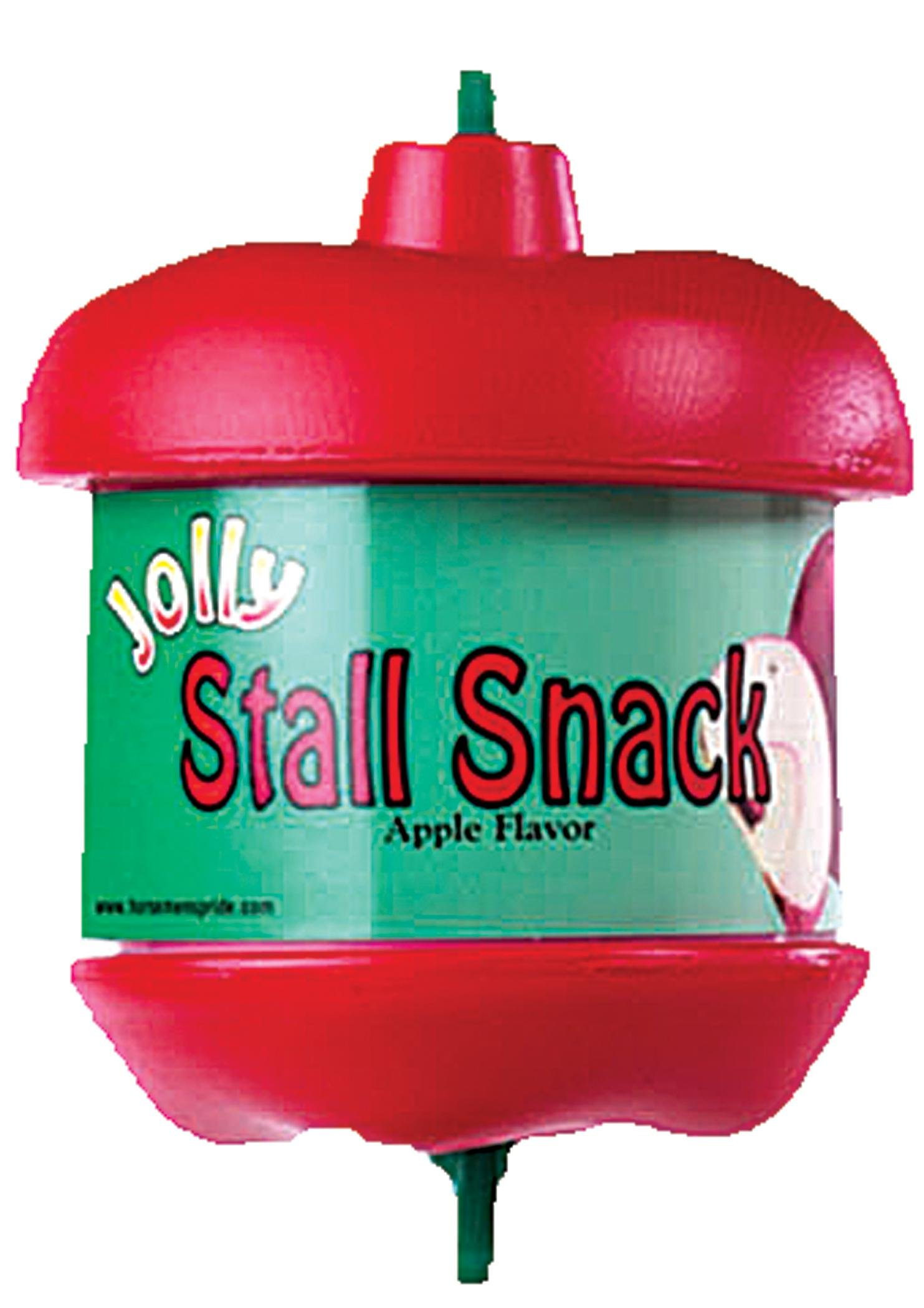 Horsemen's Pride SS201 Jolly Stall Snack with Apple Horse Treat, 2.43-Lbs. - Quantity 12