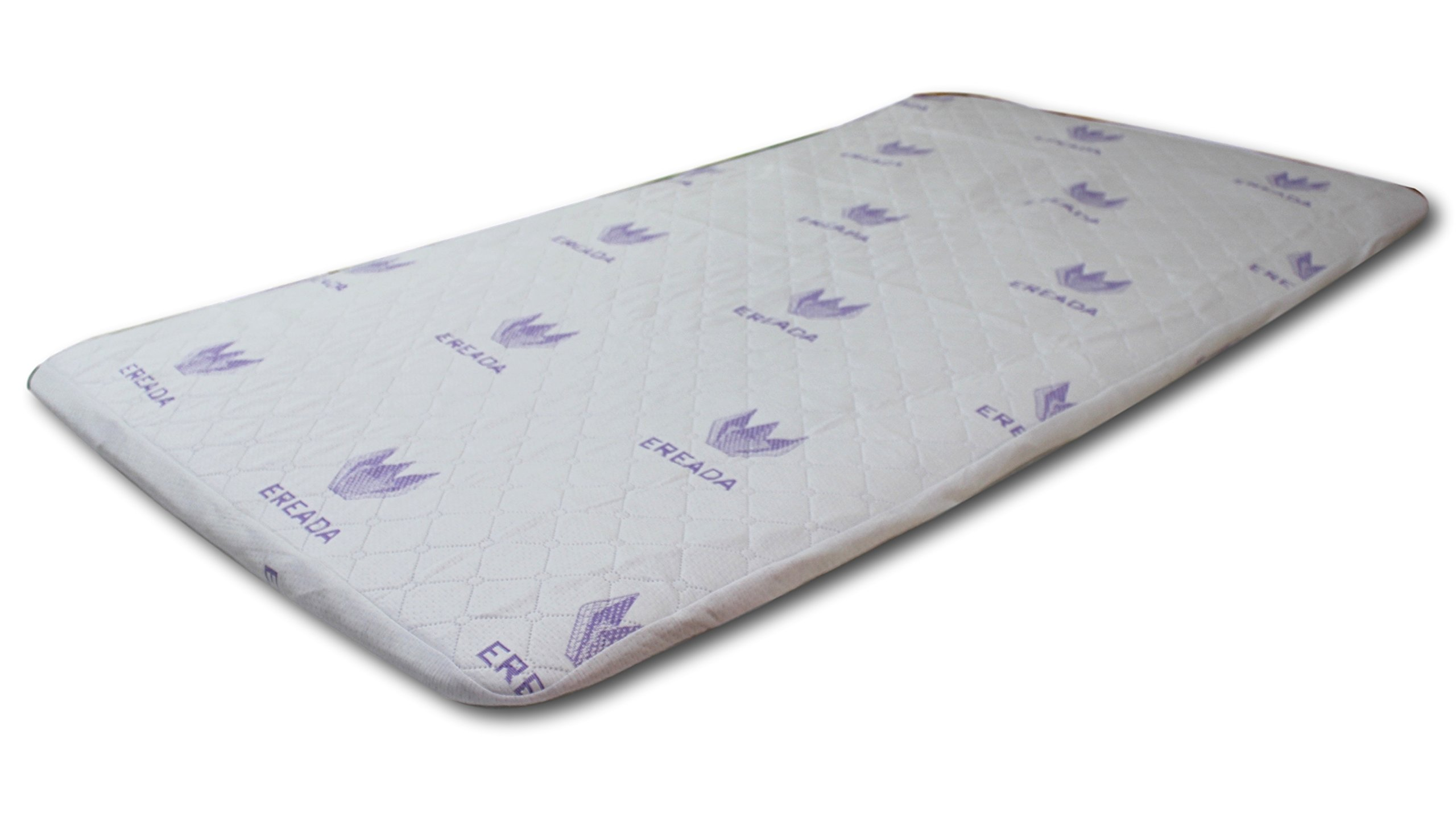 Far Infrared Amethyst Mat - FIR Heat - Bio Magnetic Field - PEMF - Negative Ions - Red Light Photon Therapy - Natural Amethyst - FDA Registered Korean Manufacturer - Purple (Single (XL) 75''L x 39''W) by Bio Amethyst (Image #6)