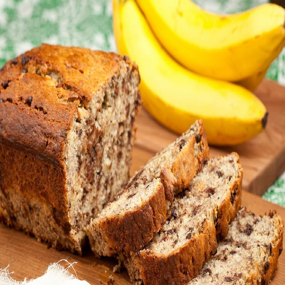 BANANA NUT BREAD FRAGRANCE OIL - 1 OZ - FOR CANDLE & SOAP MAKING BY VIRGINIA CANDLE SUPPLY - FREE S&H IN USA