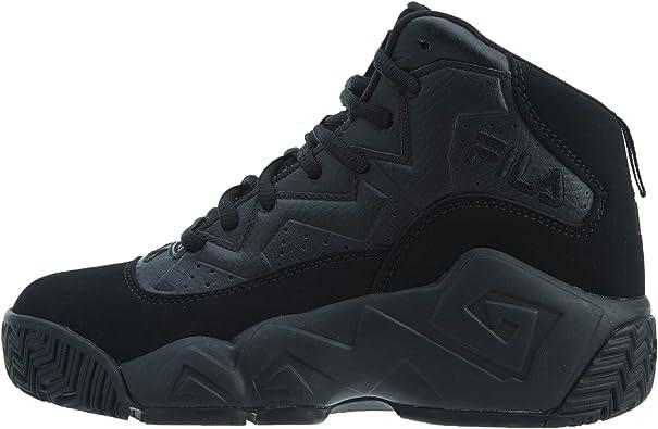 Amazon.com | Fila Kids MB Shoes Black