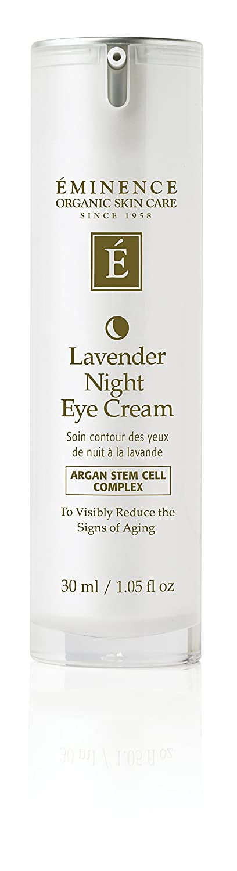 Eminence lavender age corrective night eye cream 1.05oz EM-N8624