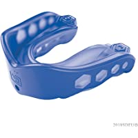 Shock Doctor Gel Max Convertible Mouth Guard, Blue, Adult