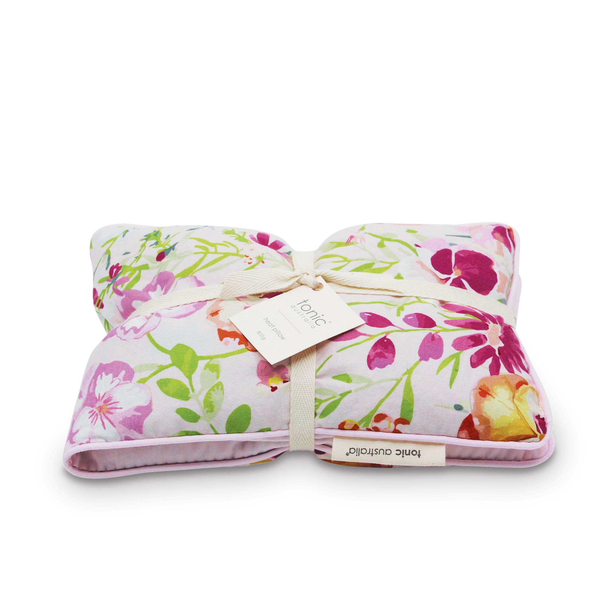 Tonic Australia Stress Relief Heat Pillow - Morning Bloom - Lavender by Tonic Australia