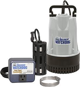 Basement Watchdog BW1050 Sump Pump, 4400 Gallon Per Hour