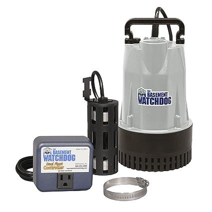 basement watchdog bw1050 sump pump 4400 gallon per hour rh amazon com basement watchdog bw1050 reviews basement watchdog bw1050 reviews