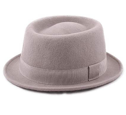 Classic Italy - Sombrero Porkpie Hombre Classic Porkpie  Amazon.es  Ropa y  accesorios 84c541cda67