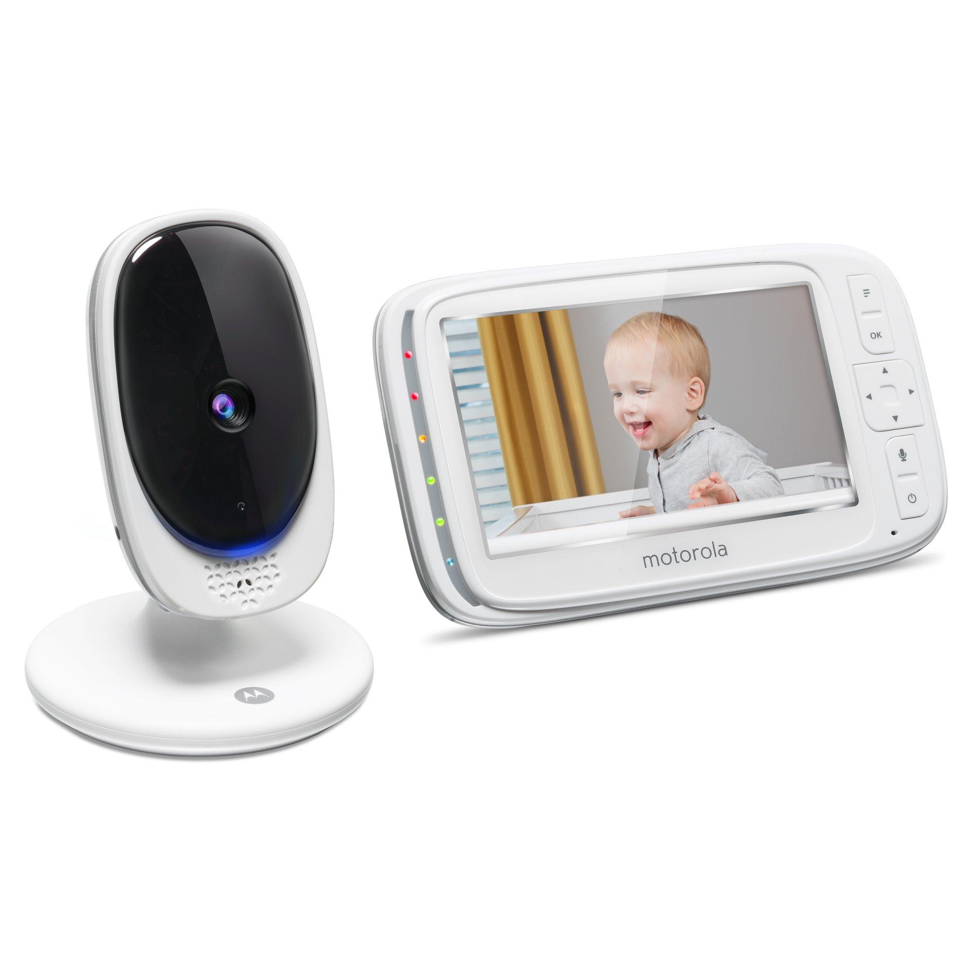 Motorola Comfort 50 Digital Video Audio Baby Monitor with 5 inch Color Screen by Motorola Baby (Image #3)