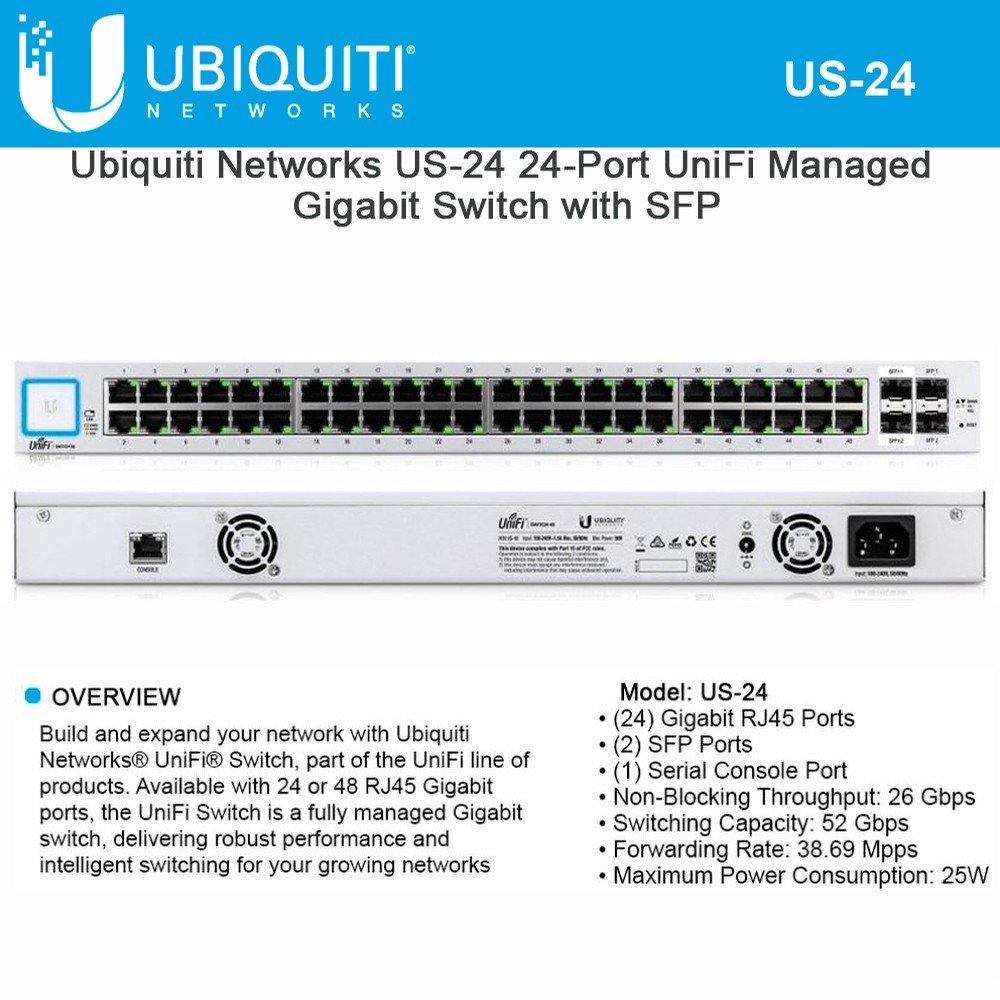 Ubiquiti US-24 Unifi Switch