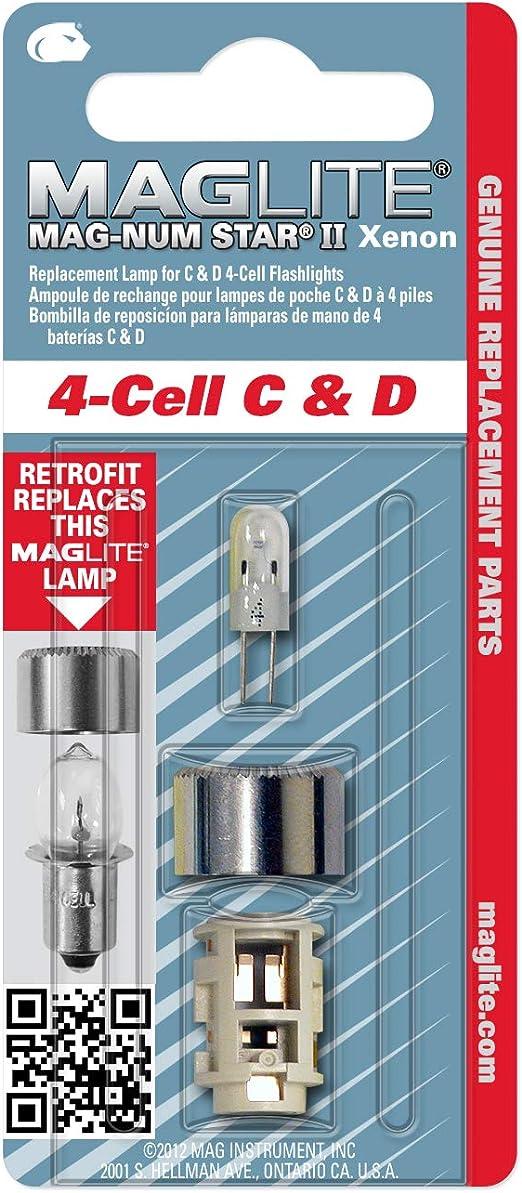 Mag-Lite ML10719 Lanterna,Unisex tama/ño Adultos