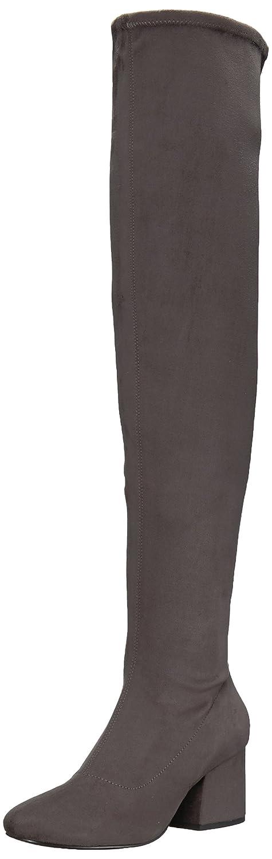 KENDALL + KYLIE Women's Sophia Over The Knee Boot B071GVRK7G 5.5 B(M) US|Grey