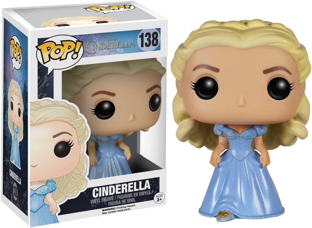 POP Vinyl Cinderella