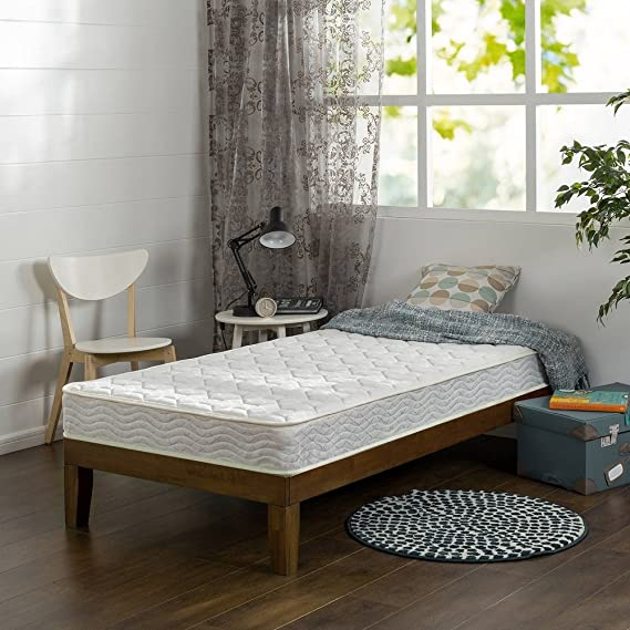 Amazon Com Slumber 1 6 Comfort Bunk Bed Spring Mattress Full Size